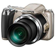 Olympus Sp 810 Uz Silver