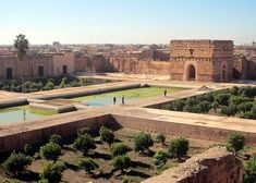 palais el badi, just one of the hundreds of spectacularly beautiful things to do in marrakech, morocco