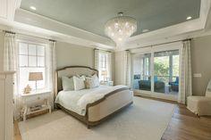 serene coastal bedroom | Mahshie Custom Homes