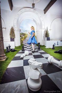 Фендом - Alice in Wonderland Персонаж - Alice Косплеер - Tink Фотограф - Eva…