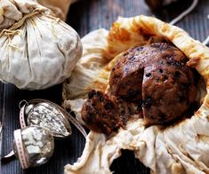 Nothing says the festive season quite like Christmas pudding - dense, moist and loaded with delicious dried fruit.