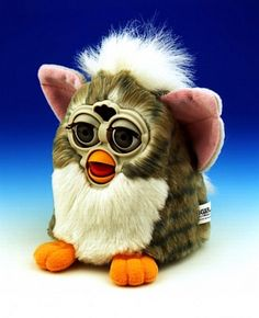 actually, im glad my children will never have to understand the creepiness that was; the furby