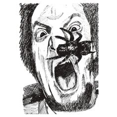 ONE OF THE FUNNIEST SCENES EVER!! Marv Scream NOW Available to buy on…T-Shirts & Hoodies, Cases ,Stickers, Throw Pillows, Tote Bags