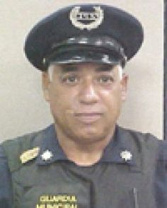 Police Officer Raul Canales-Mundo, Carolina Municipal Police Department, Puerto Rico