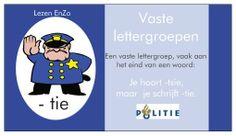 Hulpkaartje spelling  categorie vaste lettergroepen -tie Je hoort -tsjie  schrijft -tie