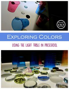 Color Activity for Kids - Teaching 2 and 3 Year Olds