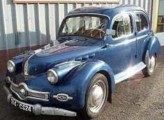 1952 - PANHARD - Dyna X 85