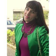 PINK AND GREEN: A list created by A rapariga do tutu de diamantes on Fashiolista.com
