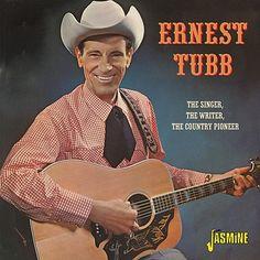10 Best Ernest Tubb Album Covers images   Album covers, Album ...