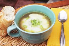 The Easiest Way to Make Homemade French Onion Soup—In Your Microwave « Food Hacks