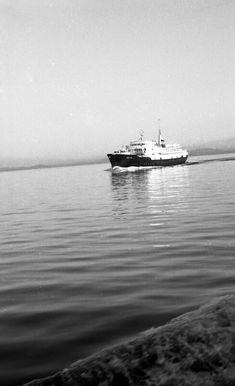MS «Harald Jarl» (1962)   Format: 35 mm sort/hvitt negativ F…   Flickr Trondheim, Liberia, Cadiz, Cruise, Beach, Water, Ms, Outdoor, Lisbon