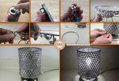 Here's an idea on how you can recycle soda can tabs. Don't have enough time and patience for this? Then head over to our site to find a different recycling project at http://theownerbuildernetwork.co/recycled-and-repurposed/recycled-a-world-of-free-opportunities/ What do you think of this idea? Let us know in the comments section.