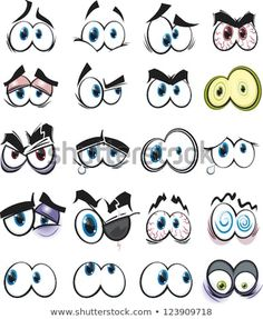 graffiti art A collection of cartoon eyes Graffiti Doodles, Graffiti Cartoons, Graffiti Characters, Graffiti Drawing, Graffiti Tattoo, Street Art Graffiti, Graffiti Face, Graffiti Artists, Doodle Art Drawing