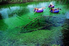 Descendo rios do Brasil de boia