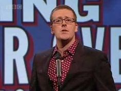 Unlikely lines from the final Harry Potter book British Sitcoms, British Comedy, Frankie Boyle, Mock The Week, Bbc Two, Great British, Comedians, Irish, Harry Potter