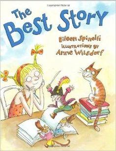 I used to introduce writers workshop at beginning of school year