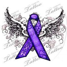 Image result for alzheimer's awareness tattoo