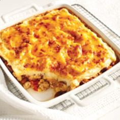 Chili Cheese Shepherds Pie Recipe | Just A Pinch Recipes