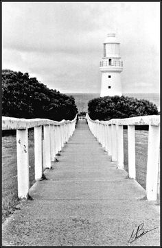 Cape Otway Lighthouse, 35mm, ISO800 by Martyn Bratt on 500px