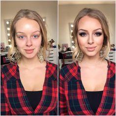 """Polubienia: 874, komentarze: 30 – kasiazielinska (@kasiaamakeup) na Instagramie: """"Angel Zdjęcie bez filtrów, programów graficznych. Wykonane przy świetle dziennym. Makijaż…"""""""