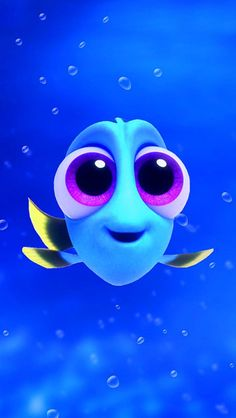 Finding Dory HD HER EYES <333