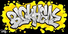 How to Design Your Own Graffiti Words? / Graffiti Alphabet ...
