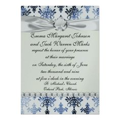 Shoppingdistressed white and royal blue damask pattern custom invitationswe are given they also recommend where is the best to buy