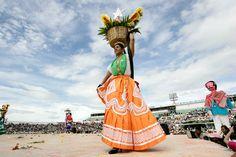 Los pueblos de Oaxaca celebran el orgullo de sus costumbres