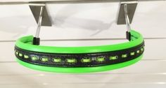 Browband with Lacing & Backing