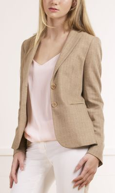 THEORY BLAZER @SHOP-HERS