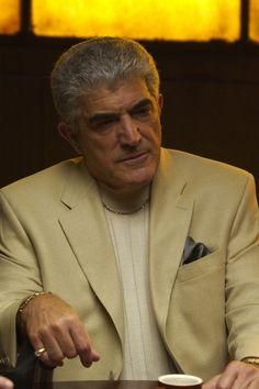 The Sopranos - Phil Leotardo - Frank Vincent Best Tv Series Ever, Best Tv Shows, Movies And Tv Shows, Mafia, Bad Girls Club, Guys And Girls, Les Sopranos, Frank Vincent, I See Stars