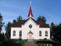 Reisjärvi Church