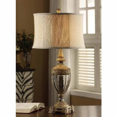 Flostic 33-inch Antique Table Lamps (Flostic 33H Lamp Set of 2 ...