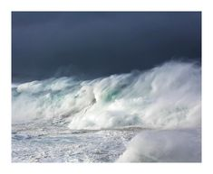 046 White Horses, Waves, Photography, Outdoor, Mood, Instagram, Outdoors, Photograph, Fotografie