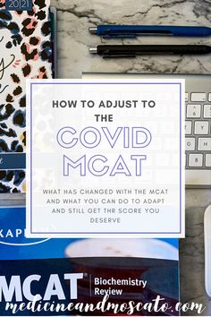 How to adjust to the new, COVID MCAT★·.·´¯`·.·★ follow @motivation2study for daily inspiration