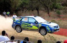 Subaru WRX STi (WRC 2007 México) You will not find a gnarlier 4WD turbo rally car. 'cept maybe a 959.