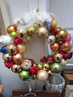 Christmas Wreath I made