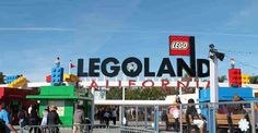One Day at Legoland California