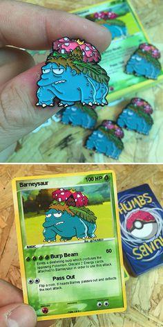 Barney X Venusaur