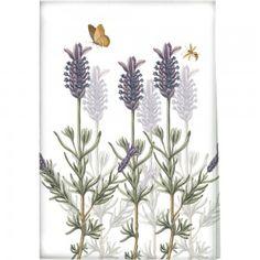Kew Lavender Tea Towel
