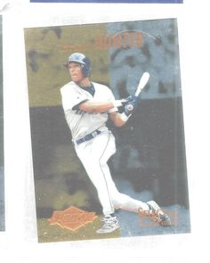 Brian Hunter Rookie 116 Select Certified 1995 Baseball Card Houston Astros  | eBay