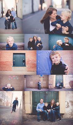 Leah Cook Photography - lovely urban family session.
