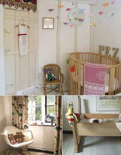 Some cool kids room... via