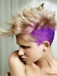 Todo peinados y más: Colores de Pelo: Tendencia 2012