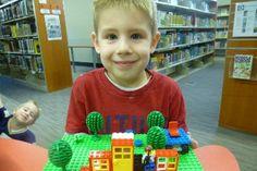 Lego My Library Puyallup Public Libaray Puyallup, WA #Kids #Events