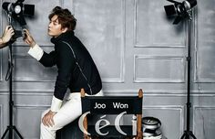 Actor Joo Won is Featured on the Cover of Ceci Magazine Joo Won, Korean Celebrities, Korean Actors, Kimchi, Cantabile Tomorrow, Yong Pal, Kbs Drama, Cover Boy, New Actors