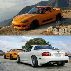 @geo_nb1 x @playfultom | #TopMiata #mazda #miata #mx5 #eunos #roadster #GarageVary #enkei #rpf1 #ProjectG