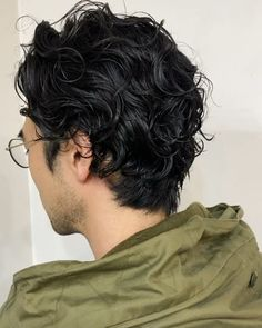 Mens Perm, Haircuts, Hairstyle, Photo And Video, Instagram, Pictures, Hair Job, Hair Style, Hair Cuts
