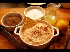 Smoked Fish Dip - Michy's Munchies - YouTube Dip Recipes, Appetizer Recipes, Appetizers, Smoked Fish Dip, Thanksgiving Food, South Florida, Dips, Dinner, Ethnic Recipes