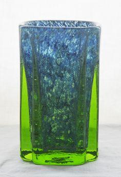 Benny Motzfeldt for Randsfjord glass Norway, Glass Art, Vase, Artist, Beautiful, Collection, Design, Home Decor, Decoration Home